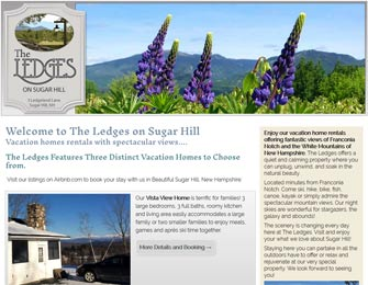 The Ledges on Sugar Hill