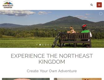 Experience the Northeast Kingdom