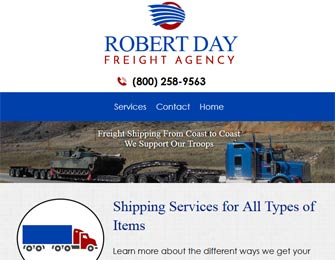 Robert Day Freight Agency