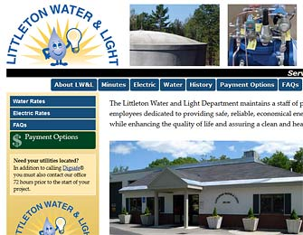 Littleton Water and Light Department